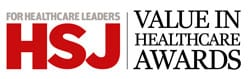 HSJ Value in Healthcare Awards 2015